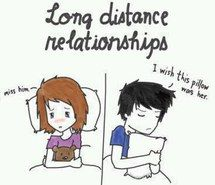 Image Result For Cute Couples Cartoon Distance Love Quotes Distance Relationship Quotes Long Distance Love Quotes