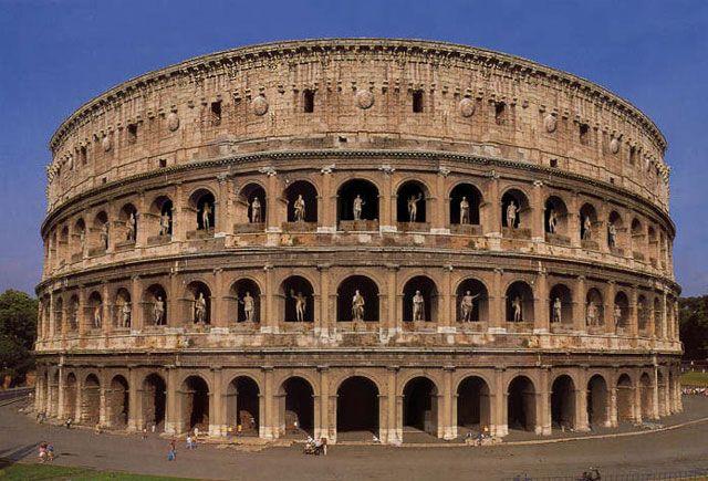 interior del coliseo, roma. | coliseo roma | pinterest | rome
