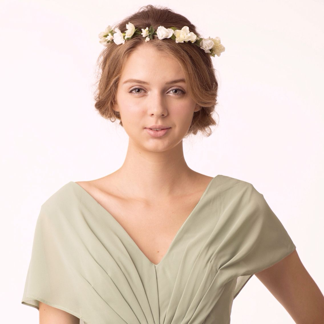 Our hair and make up look for our 2015 bridesmaids collection, what do you think ?