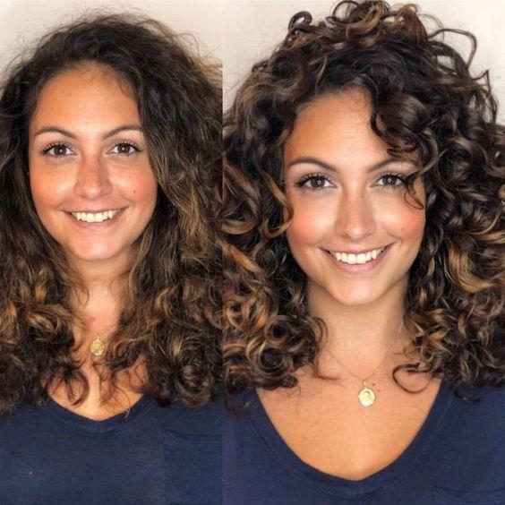 Top 30 cortes para os cabelos cacheados | Portal T