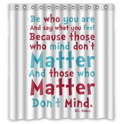 Generic Personalized Dr Seuss Quotes Design Be Yourself Series