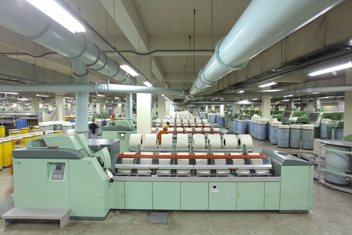 Wool Spinning Mills | turnover us $ 20 million products