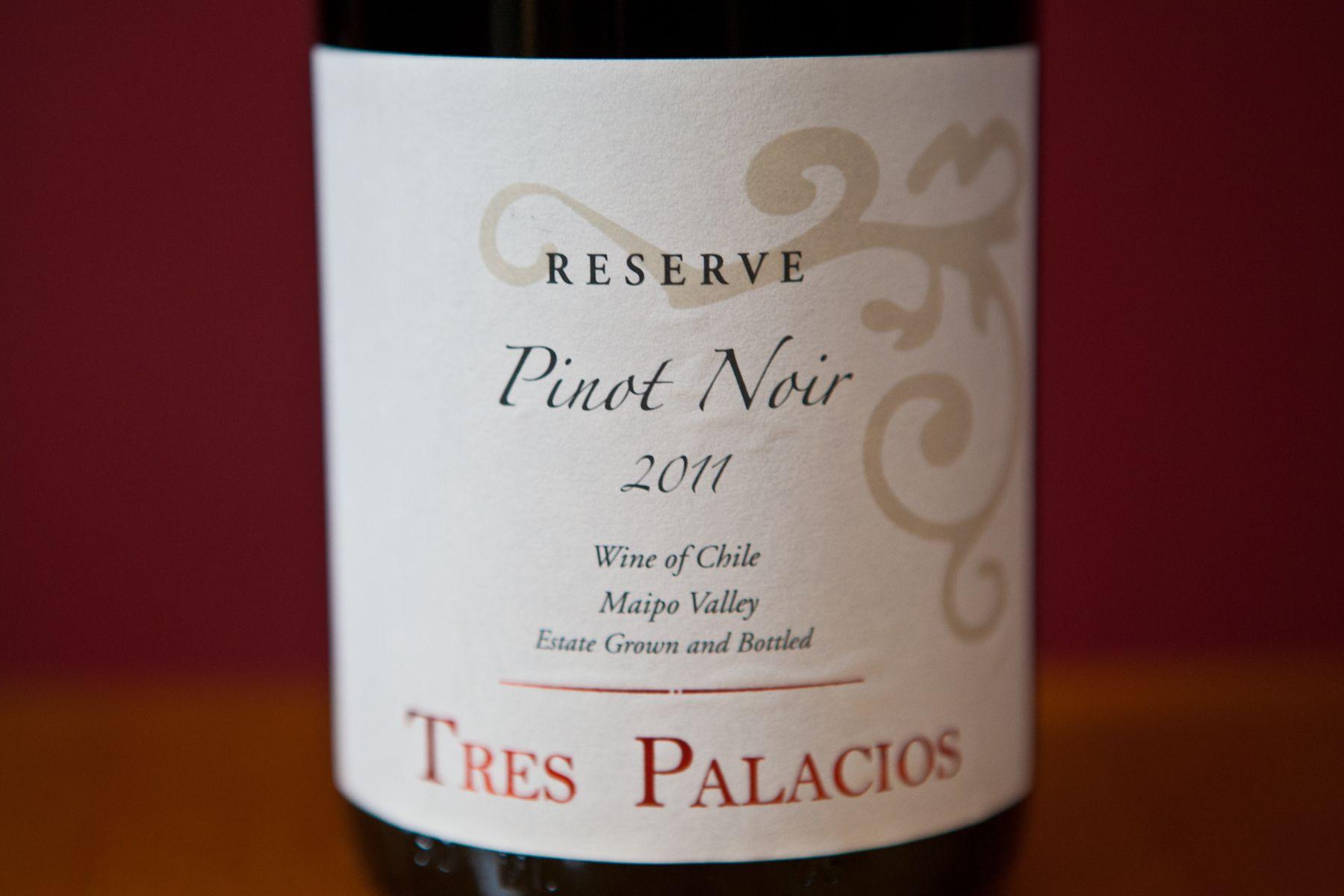 Tres Palacios Wine Bottle Rose Wine Bottle Organic Wine