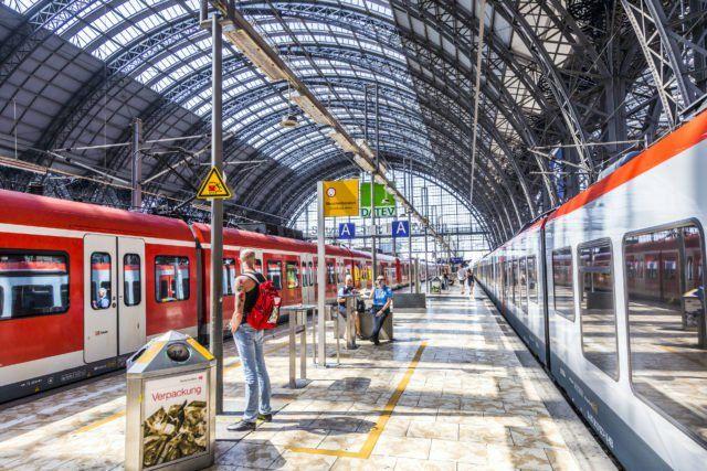 Deutsche Bahn stellt wegen Streiks bundesweit den