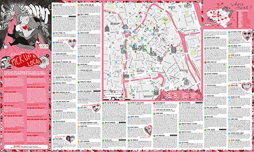 USEIT Download Ghent City Map oh the places we will go