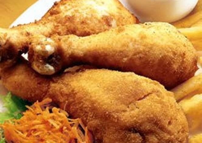 دبابيس الدجاج المقلية بطريقة الشيف سارة عبد السلام Food Chicken