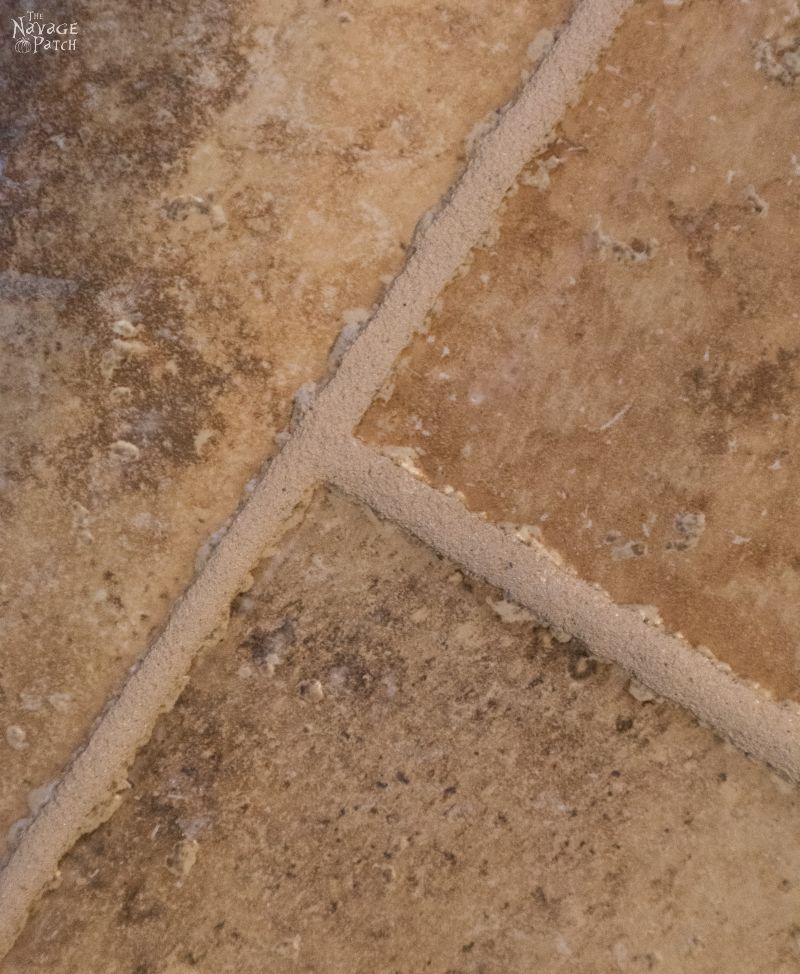 Guest Bathroom Renovation - How to Lay Tile | Tile grout, Porcelain ...