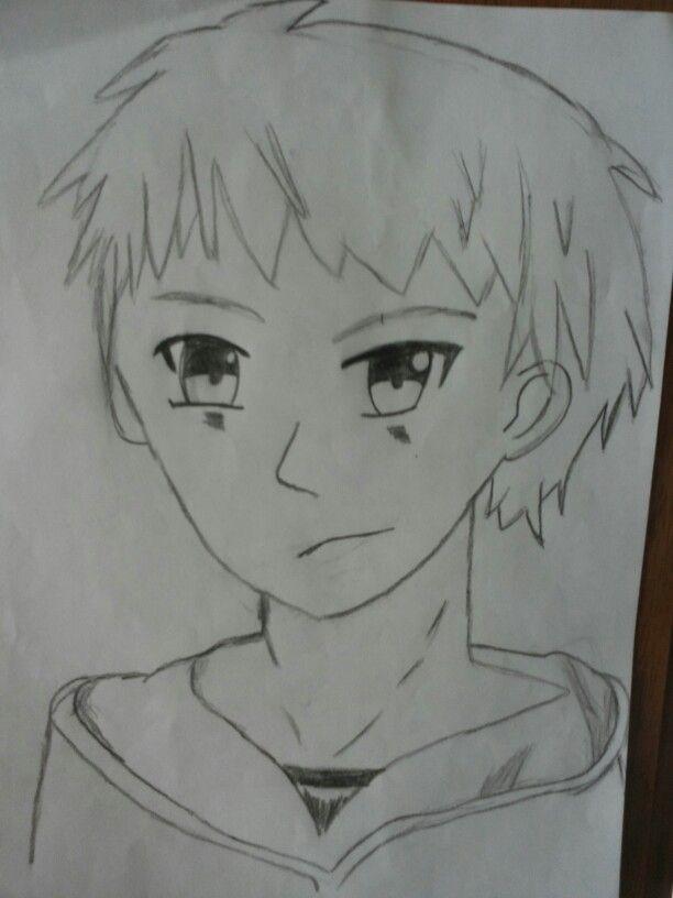 Hier ein manga zum zeichnen