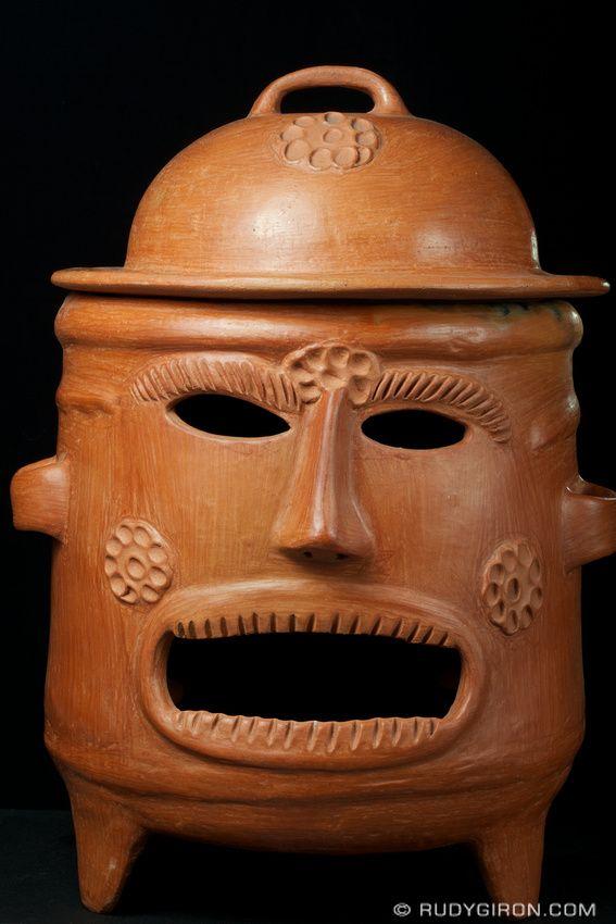 Chimenea de barro arte mexicano pinterest barro estufas y utensilios - Utensilios de chimenea ...