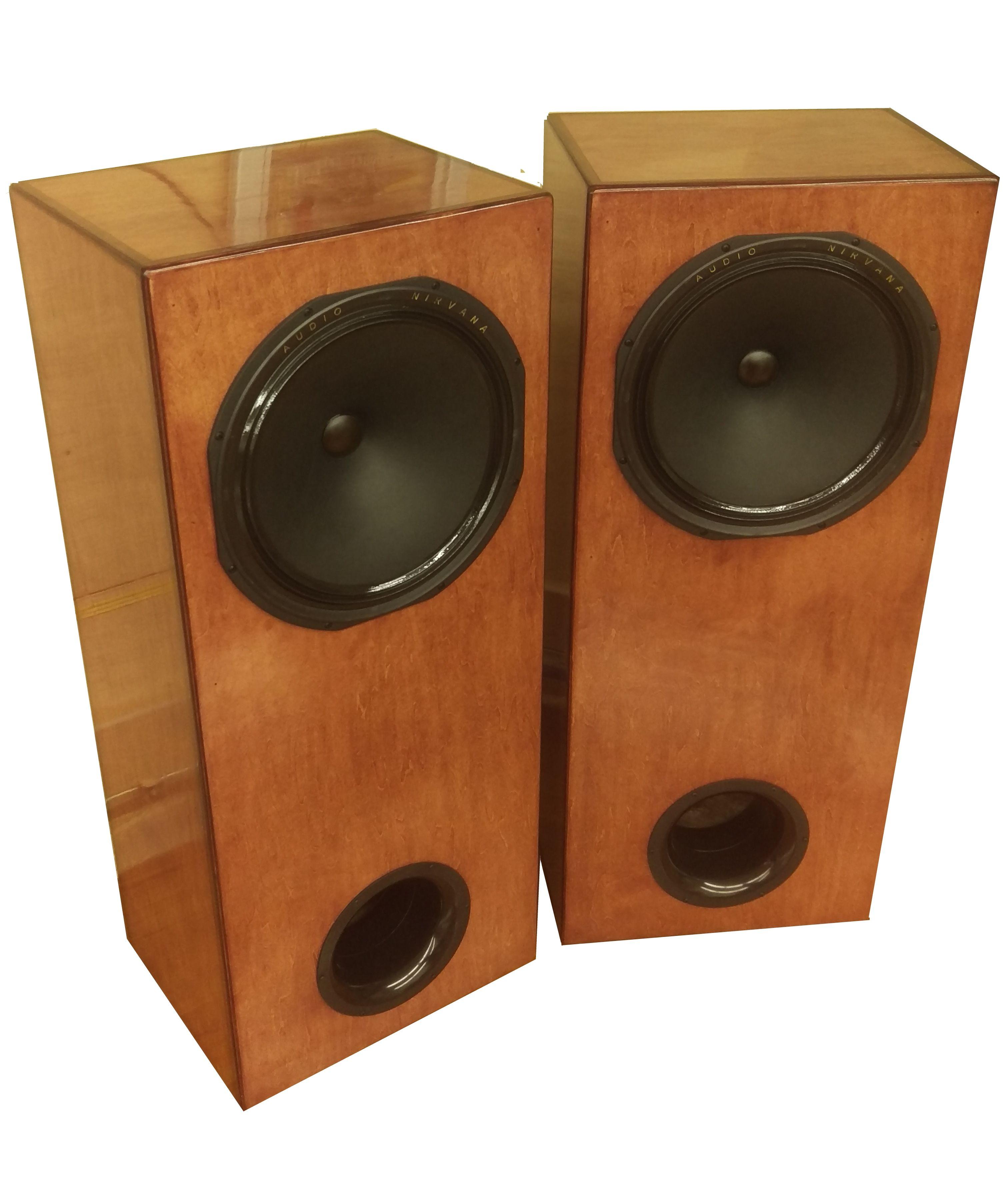 "The Audio Nirvana 5.6 Tower w/ 15"" AlNiCo Classic Drivers"