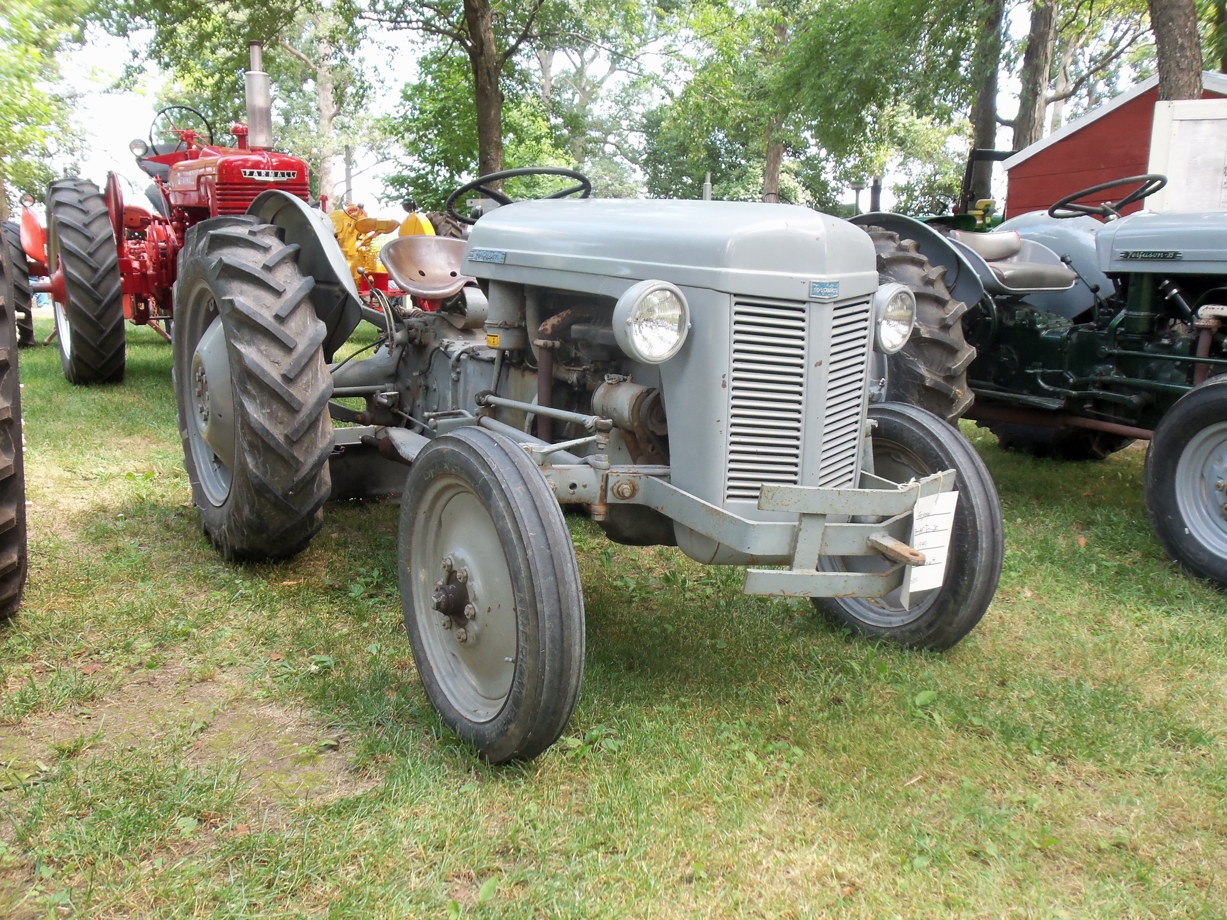 1949 Ferguson To 20 Tractors Farm Tractor Lawn Tractor
