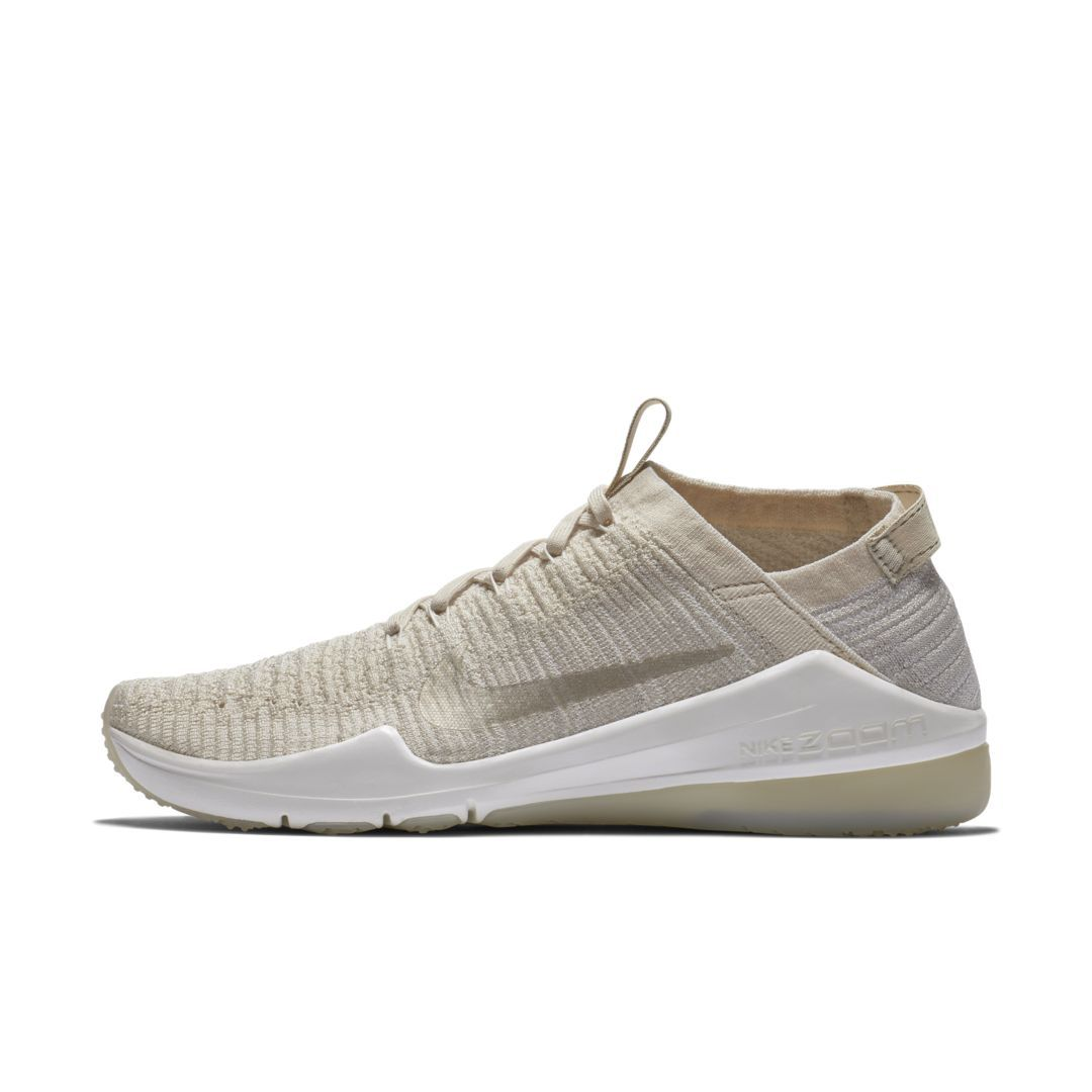 2285a085eae Nike Air Zoom Fearless Flyknit 2 Champagne Women s Training Shoe Size 11.5  (Light Cream)