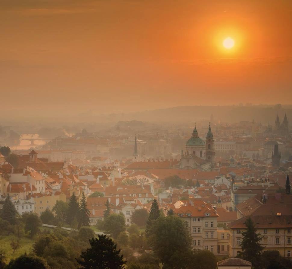 Malá Strana foto Prague City Tour