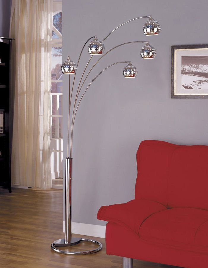300 anthony of california m1304f123 metal arc floor lamp with 5 300 anthony of california m1304f123 metal arc floor lamp with 5 lights lighting mozeypictures Image collections