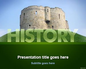 ppt templates history