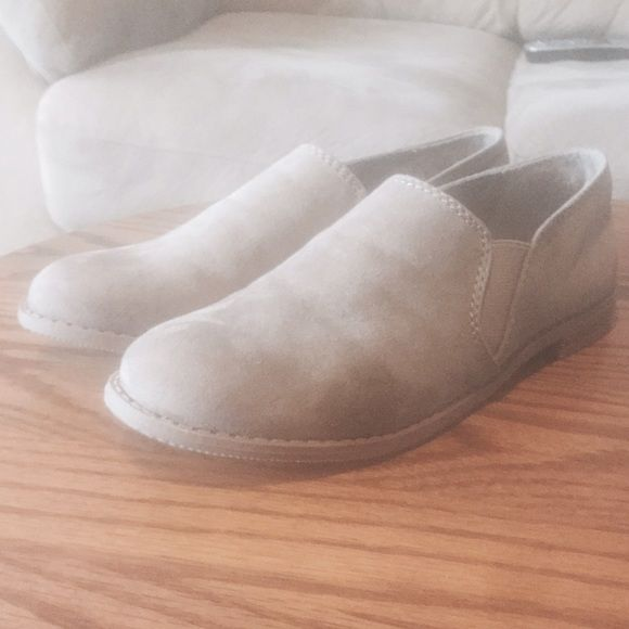 BRAND NEW ESPRIT  Loafers Shoes 6.5 Tan Suede Never worn! Tan suede. Size 6.5 ESPRIT Shoes Flats & Loafers