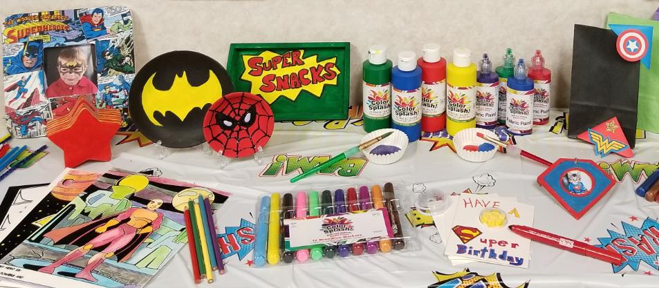 7 DIY Superhero Crafts for Kids - S&S Blog