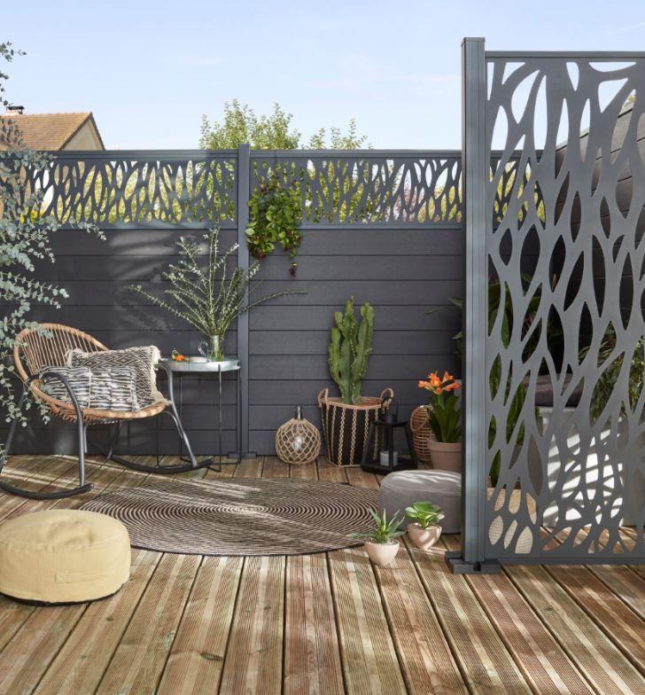 Idee Par Celine Bexon Sur Autre En 2020 Panneau Decoratif Jardin Deco Mur Exterieur Jardin Deco Terrasse