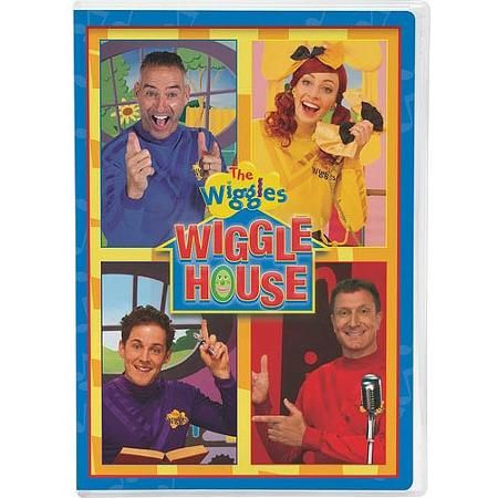 New Release Quot The Wiggles Wiggle House Quot Is Now Available