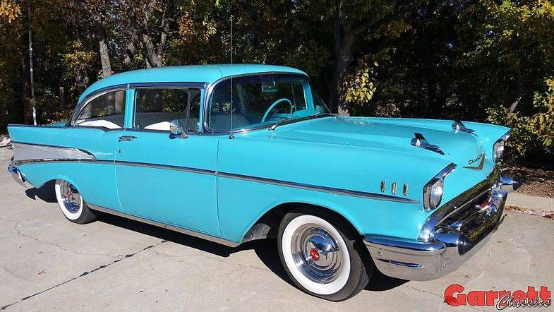 1957 Chevrolet Bel Air For Sale 2007967 Hemmings Motor News Chevrolet Bel Air Chevrolet 1957 Chevrolet
