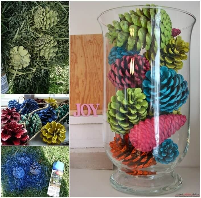 15 Cheap And Easy Diy Vase Filler Ideas 9 Vase Ideas Pinterest