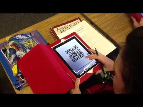 iPaddiction: U.S. Historical Documents and QR Codes