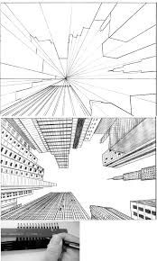 image result for drawing 3d bird eye view futuristic city sch n pinterest. Black Bedroom Furniture Sets. Home Design Ideas