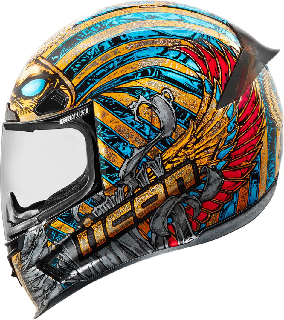 Airframe Pro Pharaoh Products Ride Icon Motorcycle
