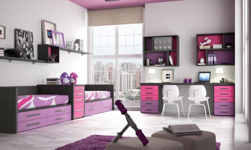 Habitaciones modernas decoraci n para habitaciones for Habitaciones juveniles modernas