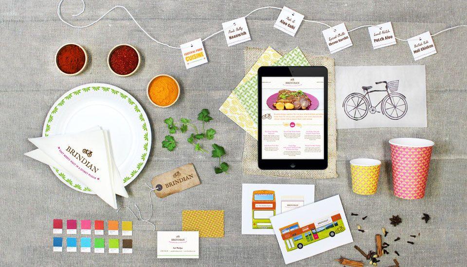Fun Flourish Brand Stylists Creative Brand Visual Communications Agency In Guildford Surrey Colorful Website Website Design Inspiration Branding Design