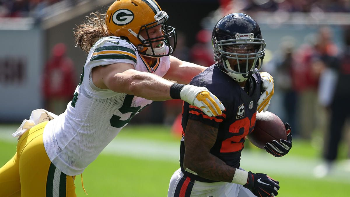 Packers Vs Bears 3 Positives From Week 1 Green Bay Packers Fans Packers Green Bay Packers