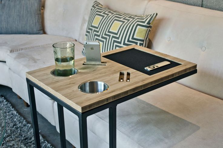 Superb Modern TV Tray Tables And Fabulous Ways To Use Them
