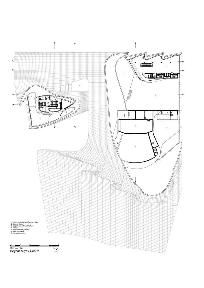 Gallery Of Heydar Aliyev Center / Zaha Hadid Architects   44