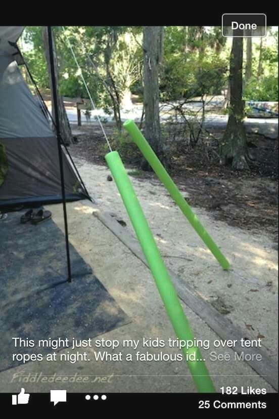 Photo of Camping hacks. When it comes to outdoor camping, like everything else …