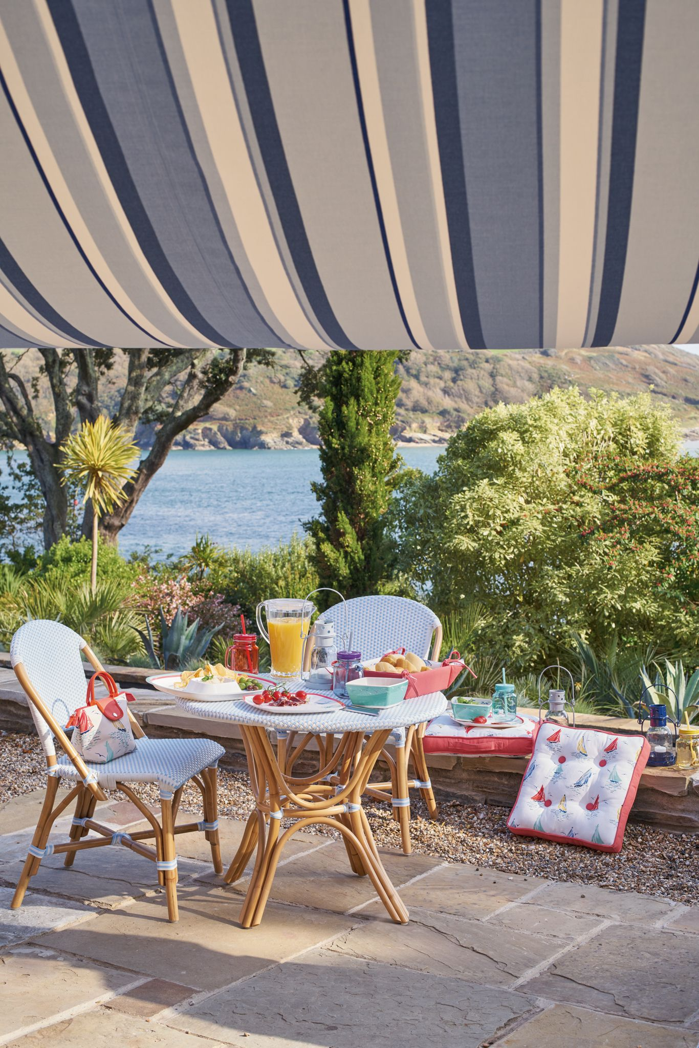 laura ashley harbour ss16 home collection ss16 harbour outdoor rh pinterest com Laura Ashley Iron Bed Laura Ashley Bedroom Curtains