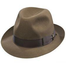 Borsalino 100% Beaver Fur Felt Hat - Small Brim  6e7390a35f7d