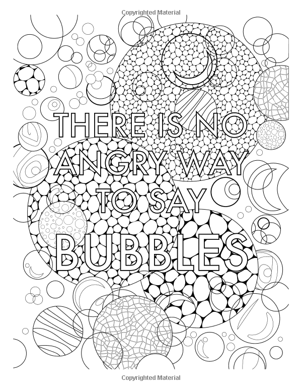 Colouring Pages For Adults Funny