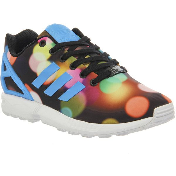 1a8d4cba0 Adidas Zx Flux (1 485 ZAR) ❤ liked on Polyvore featuring shoes ...