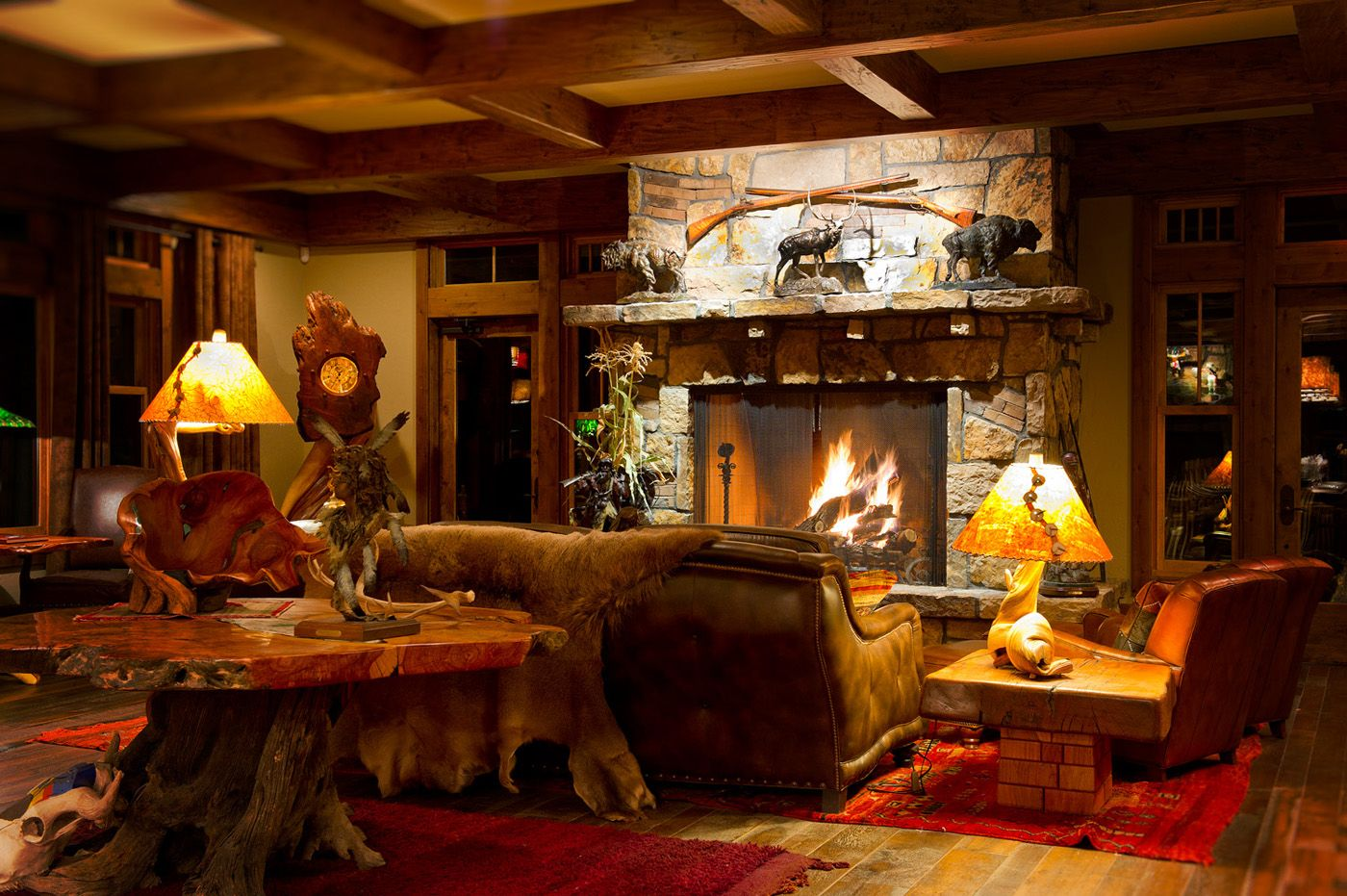 hunting rifle room google search man cave pinterest