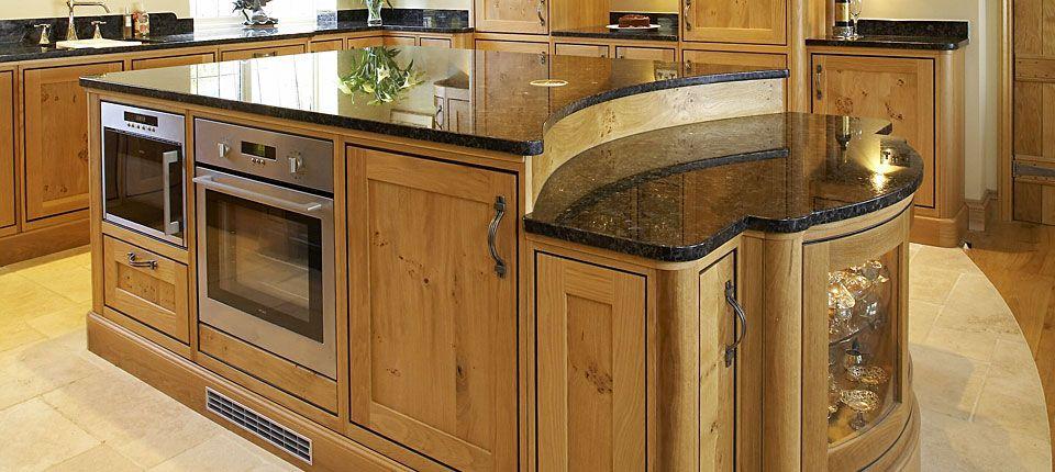 Kitchen Design With Oak Kitchens Uk Oak Kitchen Country