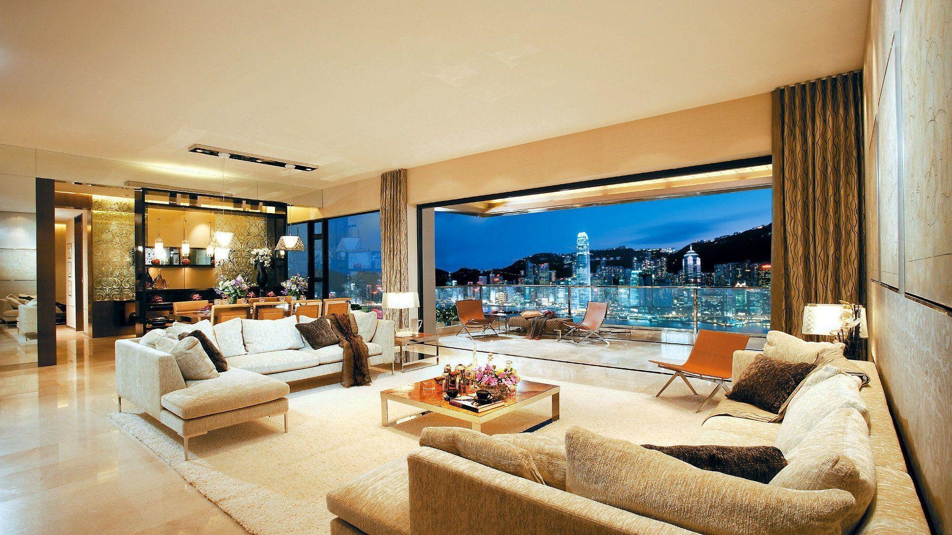 Contemporary Living Room Wallpaper Unique Modern Living Roo