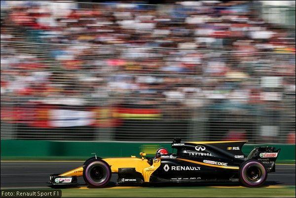 Renault prevede di portare primo aggiornamento in Bahrain