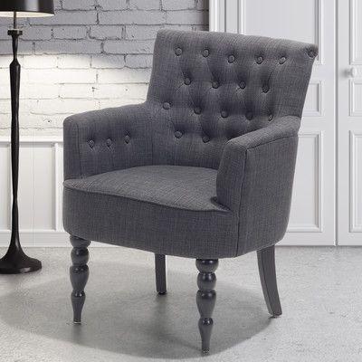 Marvelous Home U0026 Haus Adam Arm Chair U0026 Reviews | Wayfair UK
