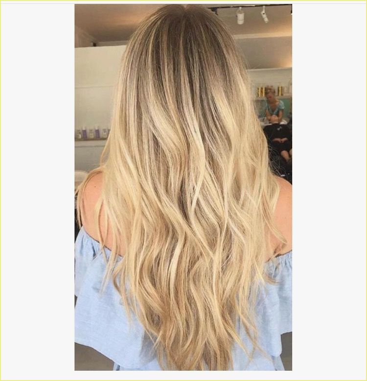 Balayage Blond Tchip Coiffure Shadow Roots Hair Hair Styles Warm Blonde Hair