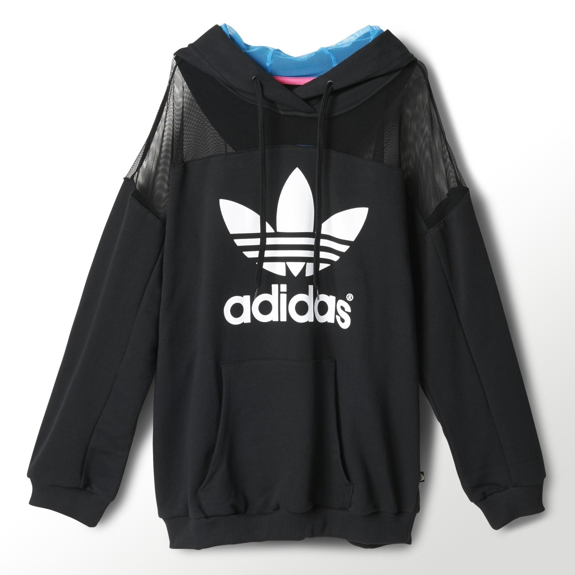 Adidas sudadera con capucha con rita ora sudadera adidas con logo
