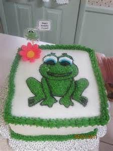 Frog Birthday Cake Frog Cakes Leap Year Birthday Kids Birthday