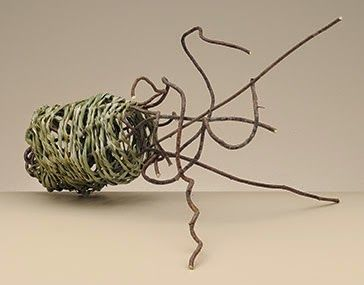 Contemporary Basketry: Gathered Materials