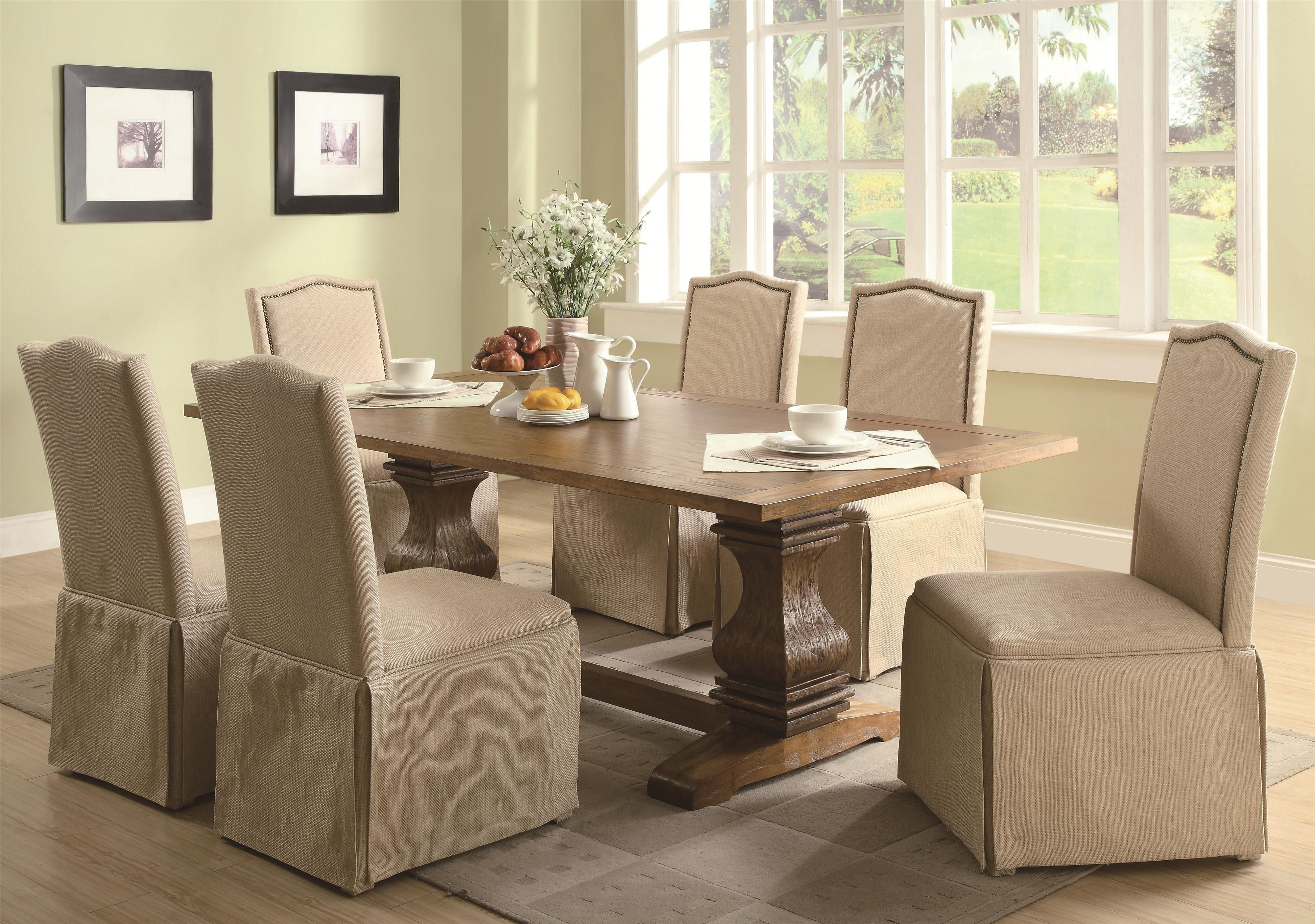 Uses Of Best Parson Dining Room Chairs Pedestal Dining Room