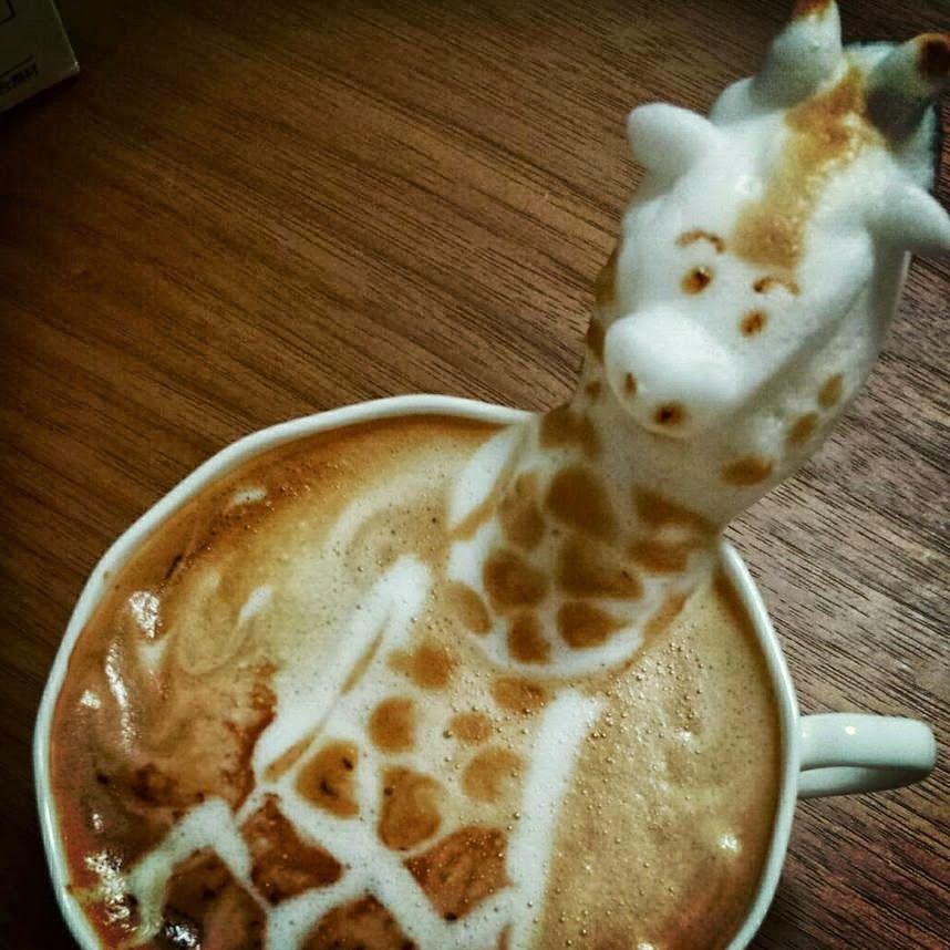 koffie art