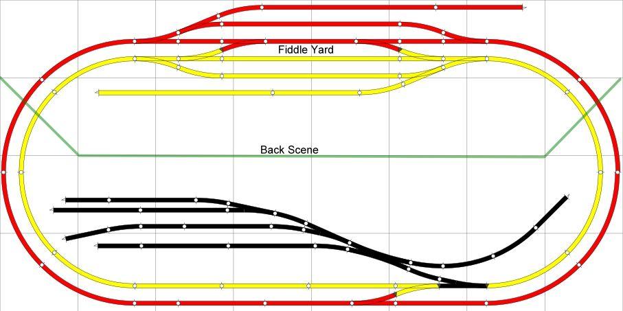 The Plasmor sidings in Great Heck (Green La, Goole DN14 0BZ